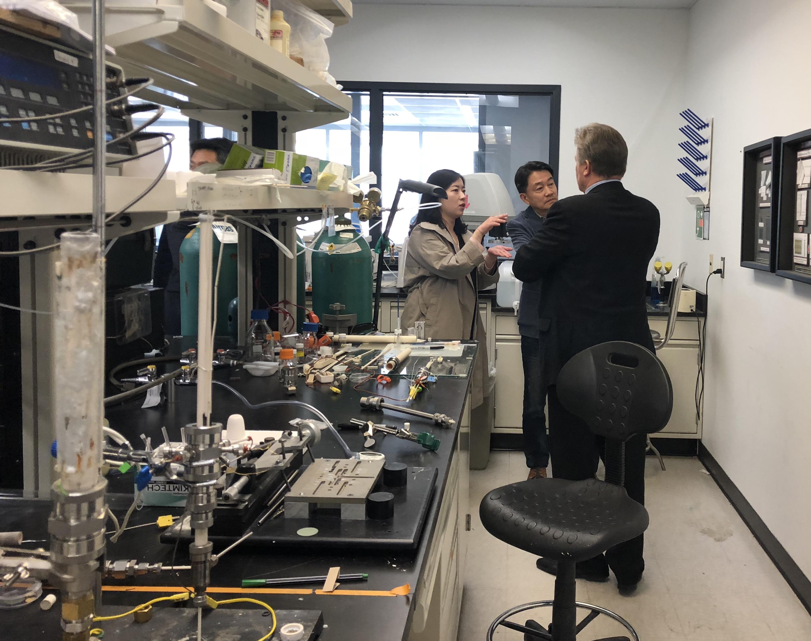 Lab picture